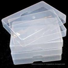 Moule de boîte en PP sur mesure pour le stockage et l'emballage