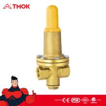 Válvula reductora de presión de recirculación automática de alta calidad de la bomba de reducción de presión de agua