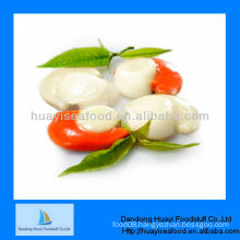 High quality frozen cooked seafood scallop