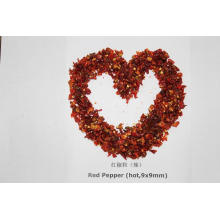 Dehydrated Red Bell Pepper Flakes