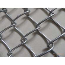 Valla de conexión de cadena galvanizada en 60mmx60mm