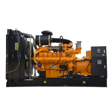 60Hz 500kW Googol Engine Generator Biogas