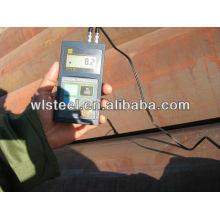 api 5l x52 / x42 / gr.b sch 80 fornecedores de tubos de aço carbono