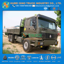6x6 Cargo Truck Military Camping Truck