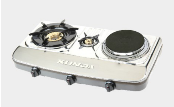 Three Burner Hotplate Cooker