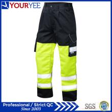 Bonne qualité Pantalons de travail bon marché de sécurité à haute visibilité (YWP118)