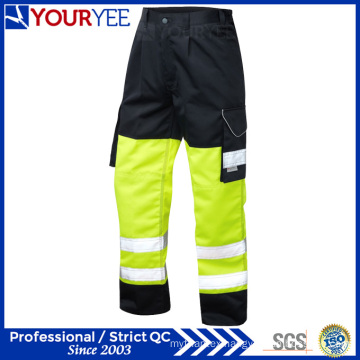 Good Quality High Visibility Safety Cheap Work Trousers (YWP118)