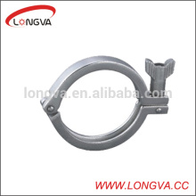 Acier inoxydable Single Pin Tri Clamp