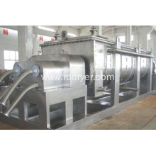 Zinc hydroxide hollow paddle drying machine