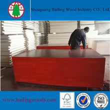 High Quality Red Film Faced Plywood