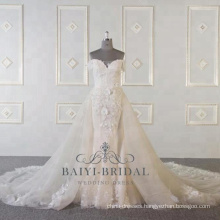 Wholesale sexy mermaid latest design bondage wedding dresses bridal gown