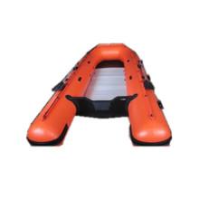 PVC inflável barco a remos, barco de pesca, barco de lazer