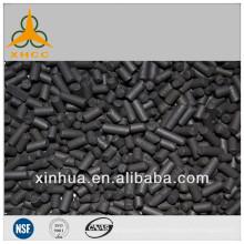 Planta de carbón activado aire / gas