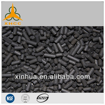Waterzuivering Briquetted Activated Carbon