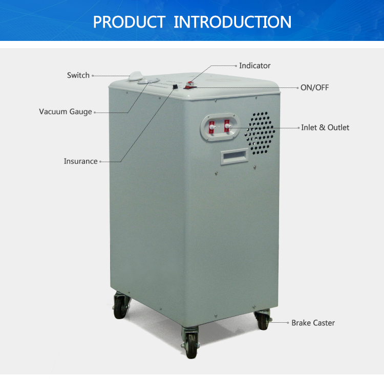 Laboratory Low Temperature Refrigerated Circulation Pump