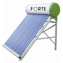 Nicht unter Druck stehender Edelstahl-Solarwarmwasserbereiter