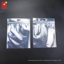 Clear Mylar Bags Food Packaging Zipper Bags