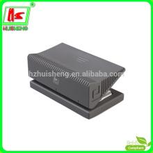Artigos de papelaria de plástico engraçado Perfuração de furo, perfuração de oval (HS810)