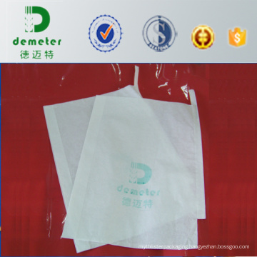 Full Specifications Non-Toxic White Glazed Apery Paper Fruit Cultivating Paper Bag for Table Grape with Galvanized Wire to Improve The Colors of Fruits