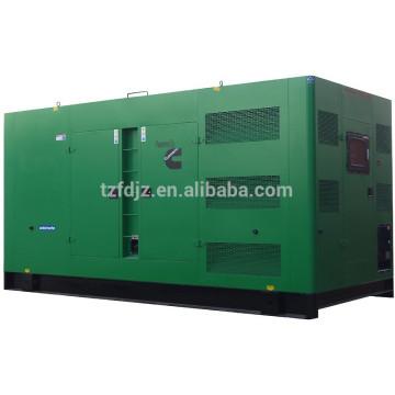 Generador silencioso de 500KVA con el mejor precio