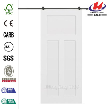 Wholesale MDF Designs Home Double Interior Barn Door