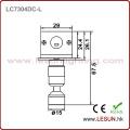 A quantidade alta da jóia removível do diodo emissor de luz apresenta a luz 5 * 1W LC7304DC-L