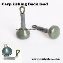 Terminal de pesca da carpa Tackle Carp Fishing Back Lead