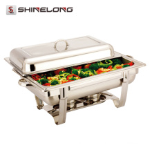 2017 C088 Stainless Steel Oblong Cheap Chafing Dish para venda Filipinas