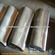 Silberdraht aus Aluminiumdraht aus Aluminium