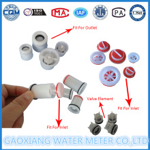 Plastic Protected Back Flow Valves for Water Meter