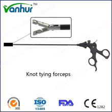 5mm Laparoscopic Instruments Knot Tying Forceps