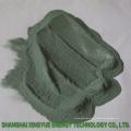 carboneto de silício verde nano em pó areia industrial de areia refratária