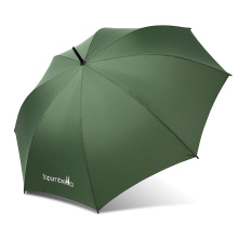 Paraguas a prueba de viento del paraguas del golf del color azul alemania