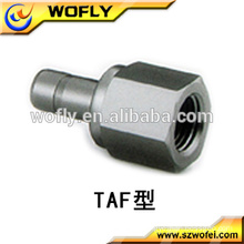stainless steel female thread welding nipple