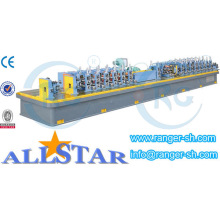 Costura recta alta frecuencia tubo soldadura máquina/tubo de molino