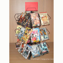Counter Rotating DVD Display Stand (PHY138)