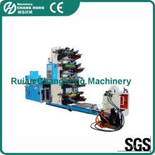 Máquina de impresión Flexo del color de Serviette4 (CH804-400)