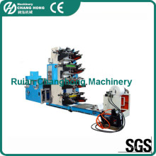 Serviette 4 Color Flexo Printing Machine (CH804-400)