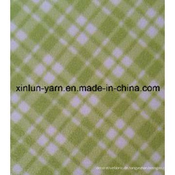 100% Polyester Heavy Polar Fleece Stoff für Decke / Schuhe