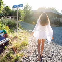 2017 Summer Fashion Europe femmes robe robe de soirée en coton femme