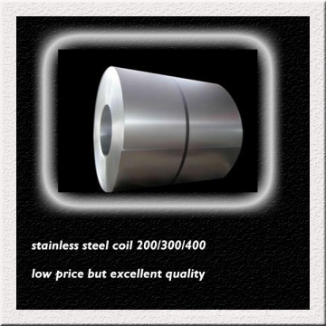 SUS304 Cold Rolled Stainless Steel Coil for Machine