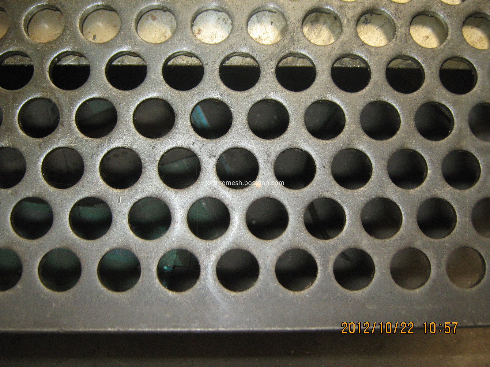 Perforated Steel Metal