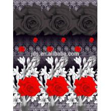 Полиэфирная ткань для печати, трехмерная дисперсионная печатная ткань из changyi yingchangyi