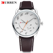 Business Quartz Watch Leather Men Watches