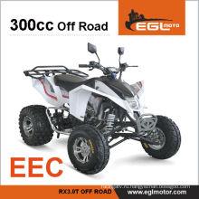 300cc quad велосипед/atv с ЕЭС новый!!