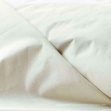 Tissu de tissu de poly coton de tissu teint par TC 80/20