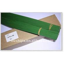 Fil de coupe revêtu de PVC (usine)