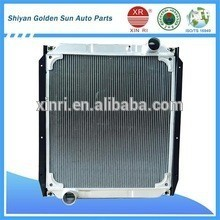 Supplier Auto Parts Radiator For KAMAZ 5320-1301010