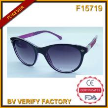 2015 Italia diseño CE gafas (F15719)