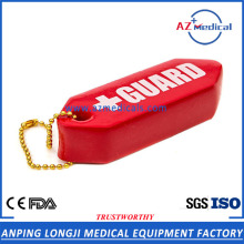 Lifeguard Rescue Tube Float 열쇠 고리